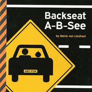 Chronicle Books<br><em>Backseat A-B-See</em>
